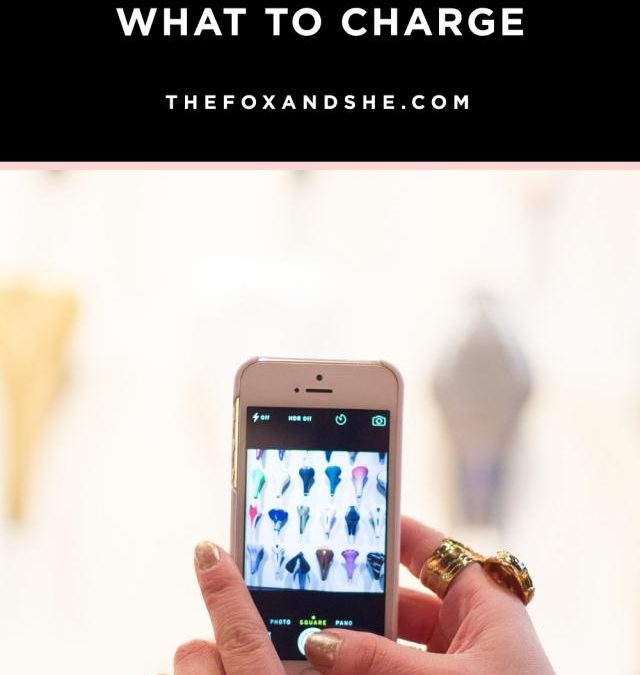 How Much Influencers Charge For an Instagram Post